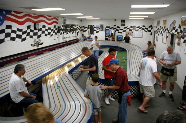 Slot Race Cars