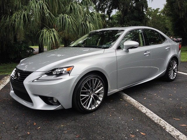 Road Tested 2014 Lexus Is250 Speed Sport Life