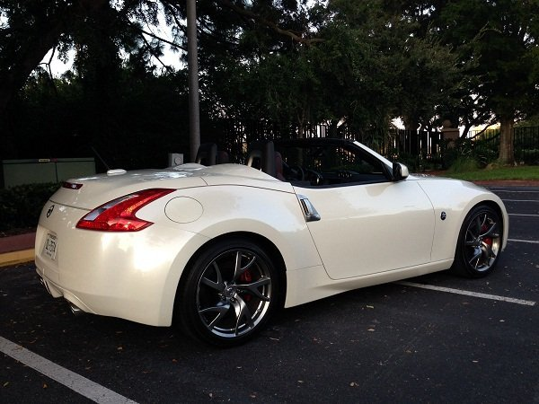 Nissan 370Z Convertible >> Road Tested: 2014 Nissan 370Z Roadster - Speed:Sport:Life