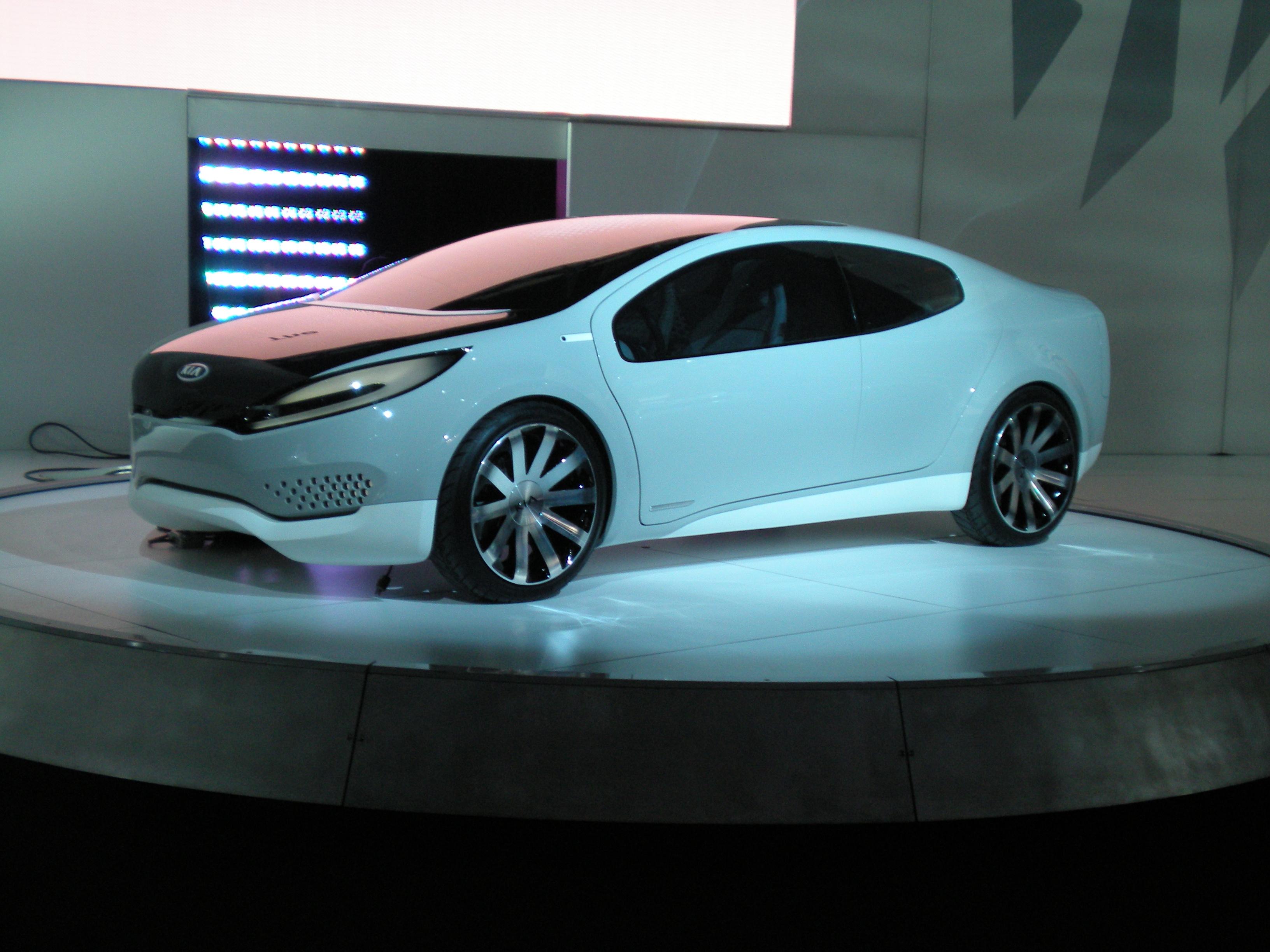 Chicago Auto Show What A Concept SpeedSportLife - Fun car show ideas