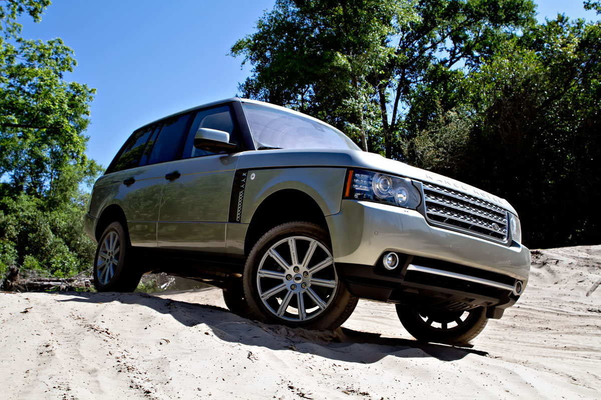 Road Test 2011 Range Rover Sport Supercharged | Autos Post
