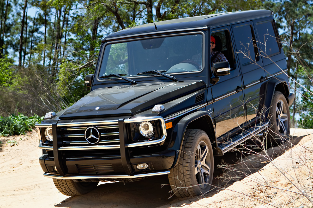 2011 mercedes g55 amg range rover supercharged speed