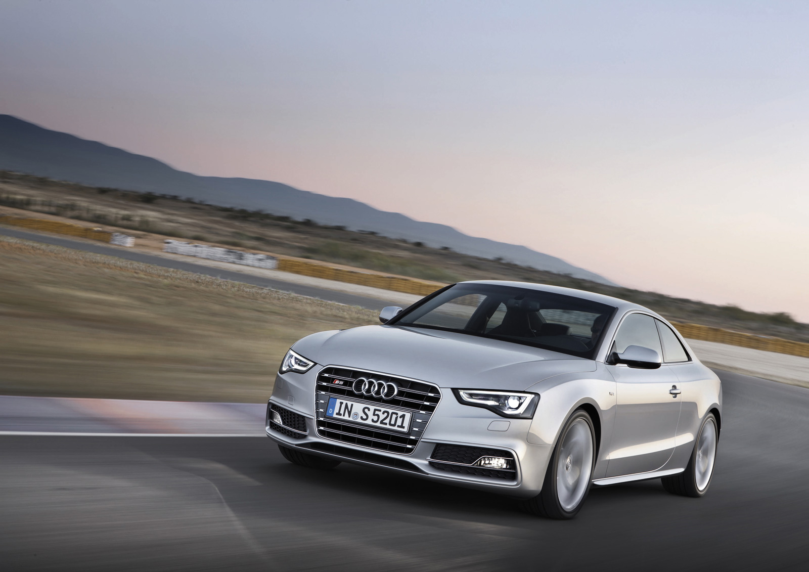 Official Audi A And S Facelift Nordschleife Autoblahg - Audi official
