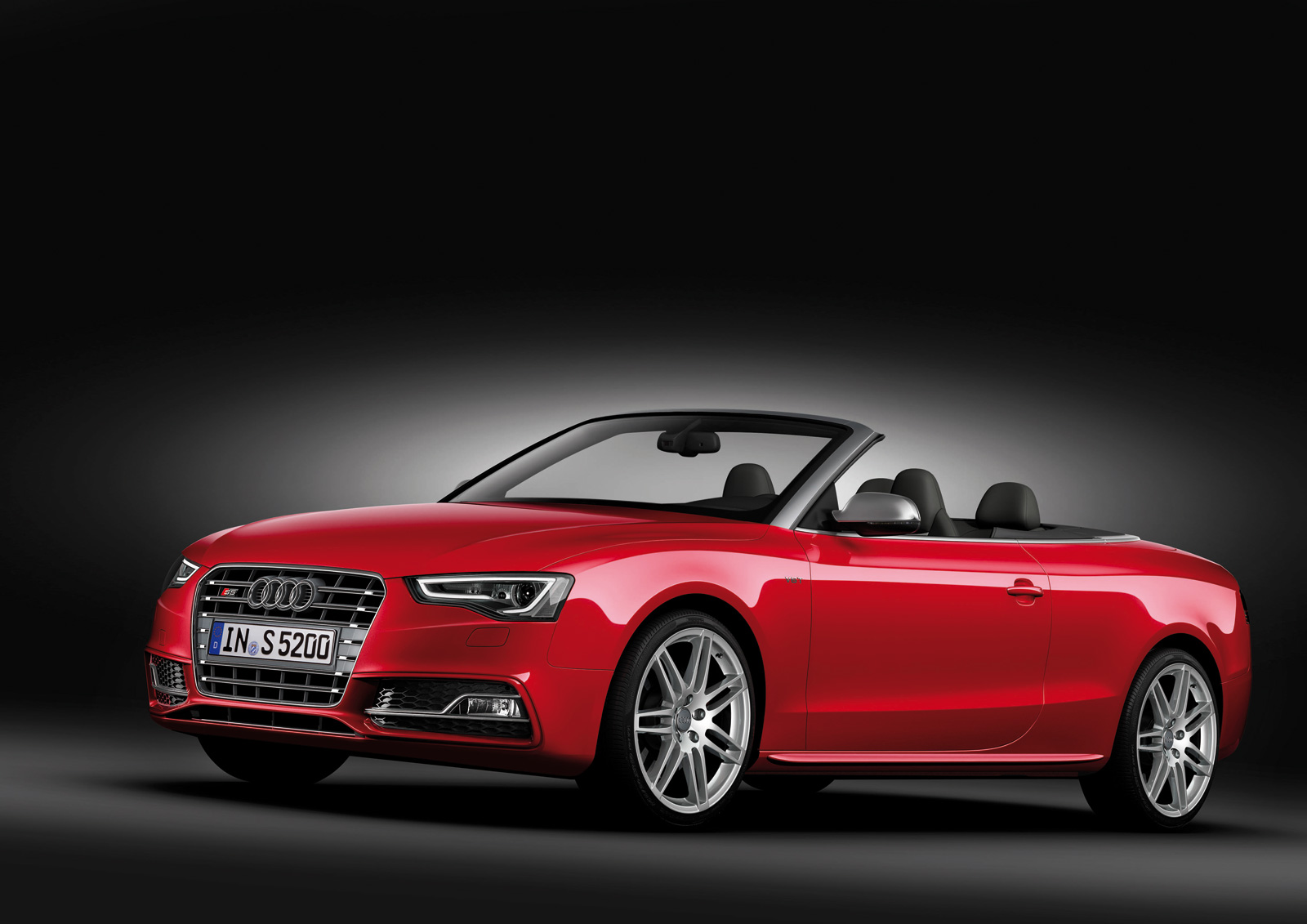 2013 Audi S5,