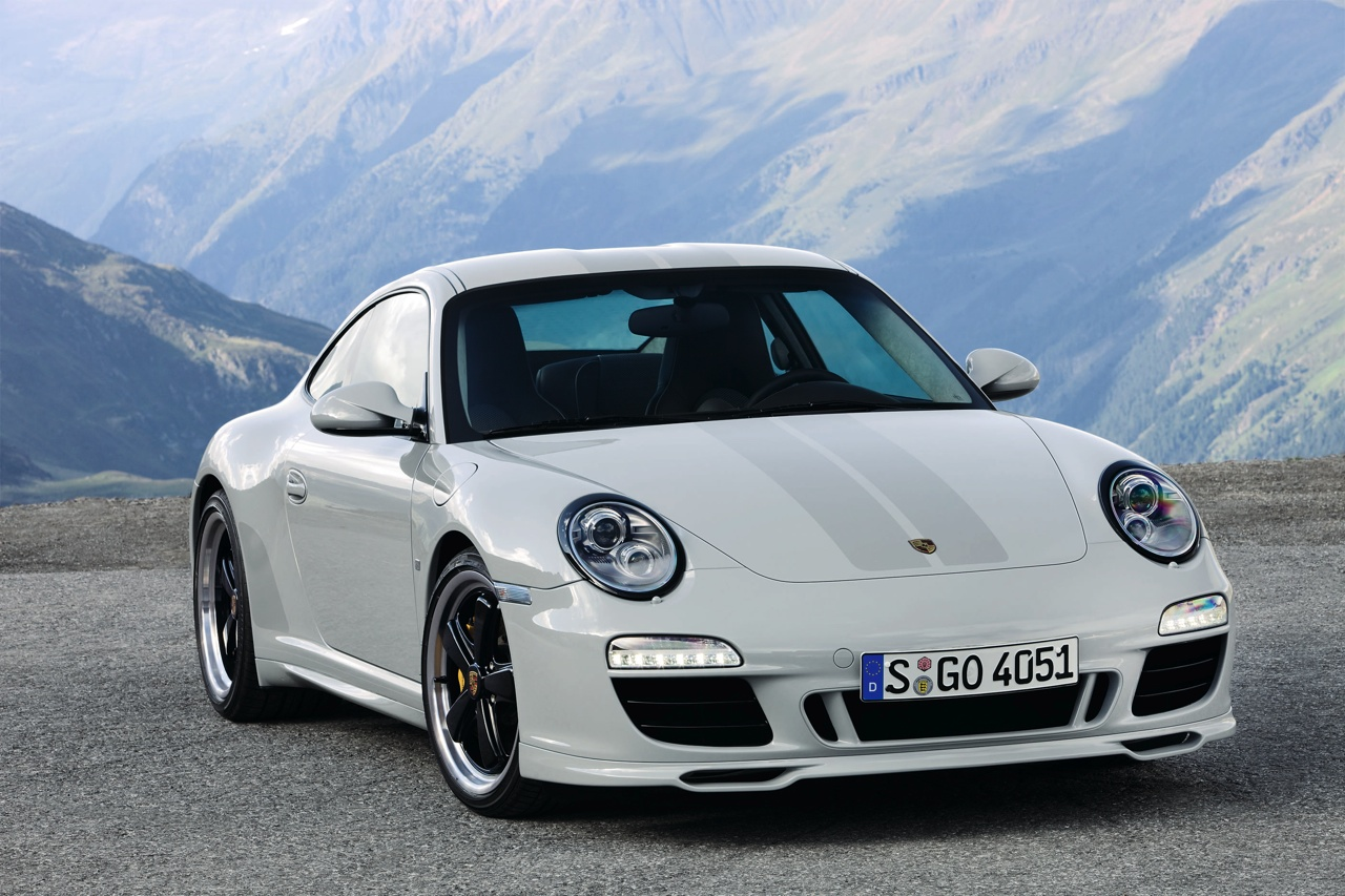 2009 Gallery - Limited Edition Porsche 911 Sport Classic | Speed:Sport ...