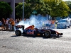 Red Bull Racing Showcar Demonstration - Austin, TX